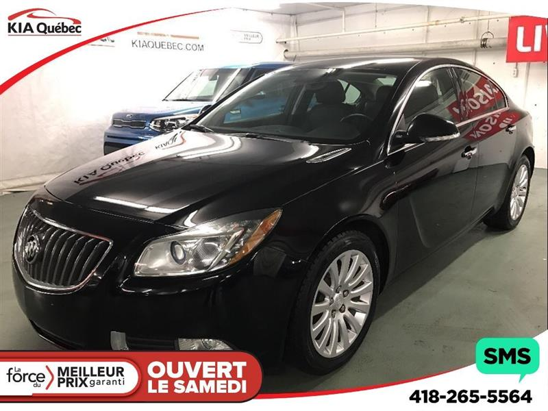 Buick Regal 2013 Turbo *CUIR* *MAGS* #K171082A