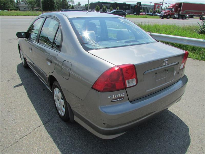 2005 Honda Civic DX MAN. A/C ** TPS ET TRANSIT INCLUS ** Used For Sale In  Sainte Catherine At Clairmount Auto