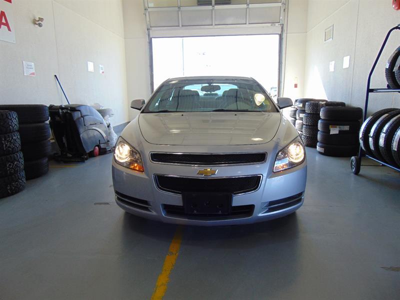 2011 Chevrolet Malibu 4dr Sdn LT #18323AB