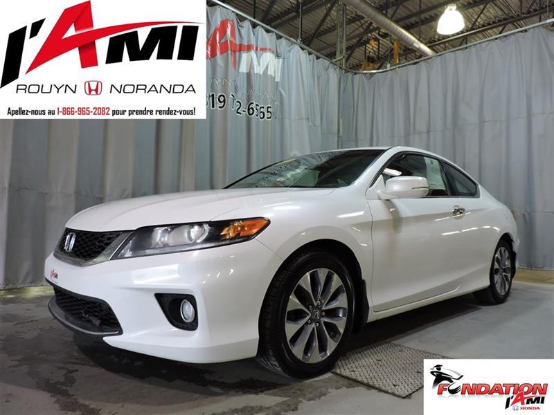 Honda Accord Coupe 2013 EX #92880A