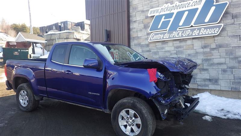 Chevrolet Colorado 2015 KC #17-8666-15