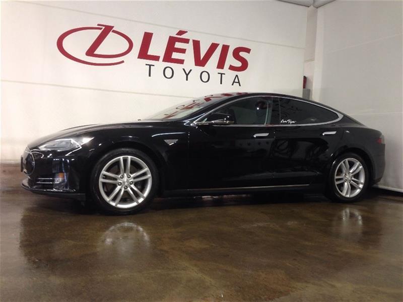 Tesla Model S 2013 210 km autonomie modele S #1575S-PL