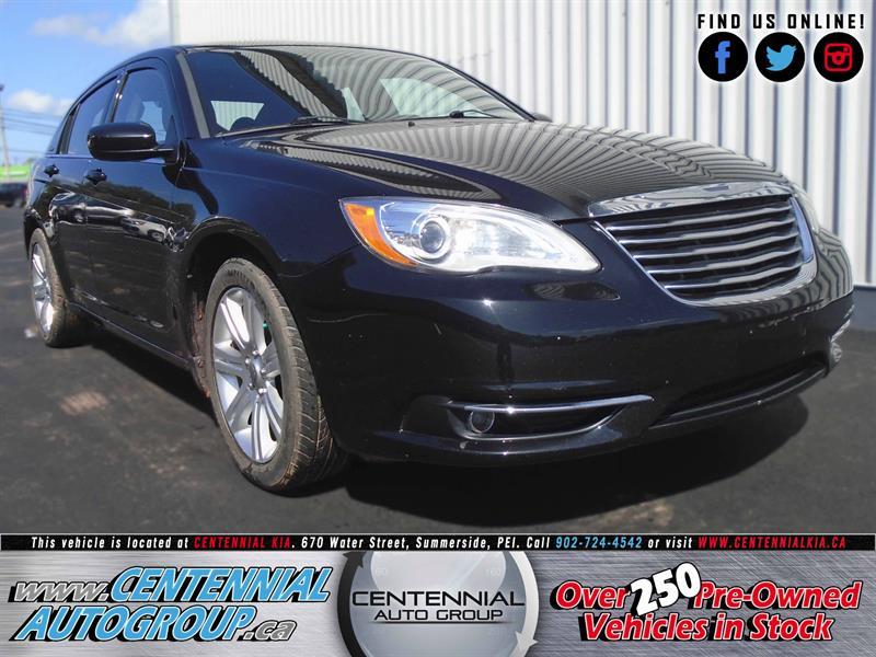 2013 Chrysler 200 Touring | 2.4L | i4-Cyl | FWD #N1510B