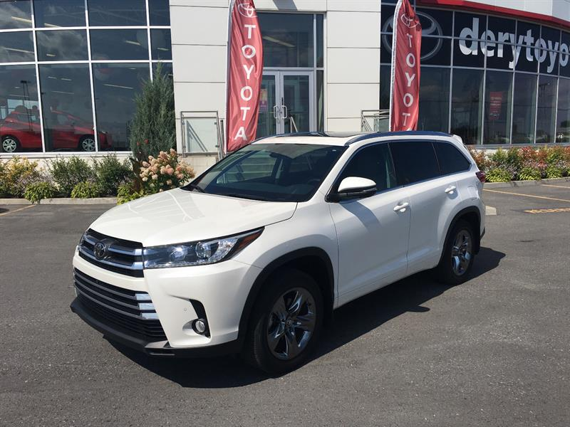 Toyota Highlander 2017 AWD 4dr Limited #70911