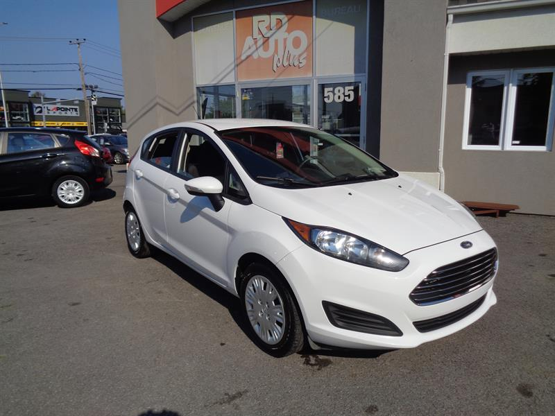 Ford Fiesta 2014 5dr HB SE automatique #9220