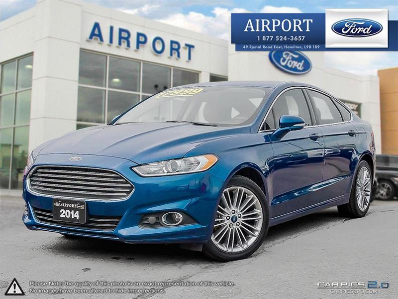 2014 Ford Fusion 4dr Sdn SE FWD #B70911