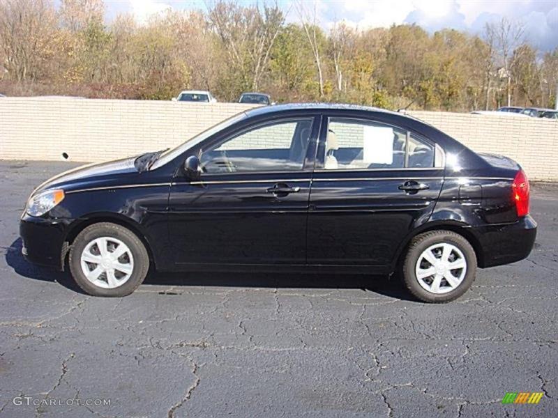 Hyundai Accent 2006 4dr Sdn #A6429