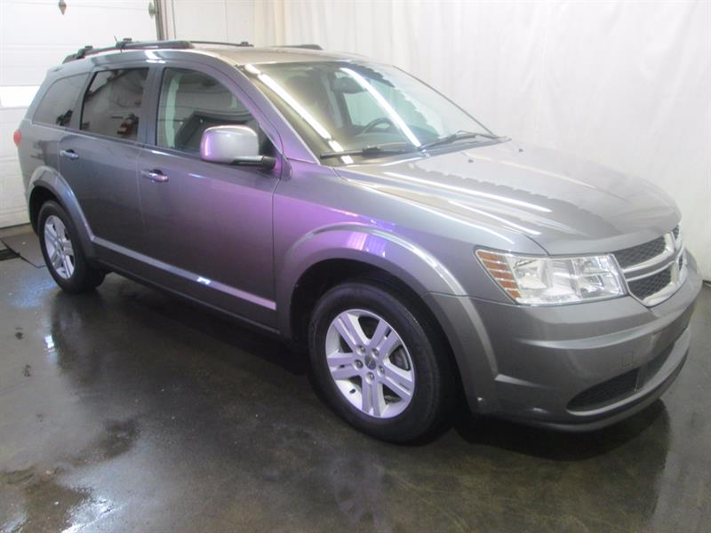 Dodge Journey 2012 4dr 5 Pass #7-0908