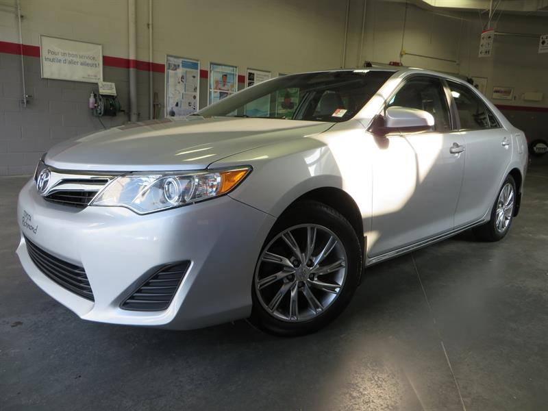 Toyota Camry 2013 LE 4 Cyl. Gr:B *GPS + MAGS* #U7625