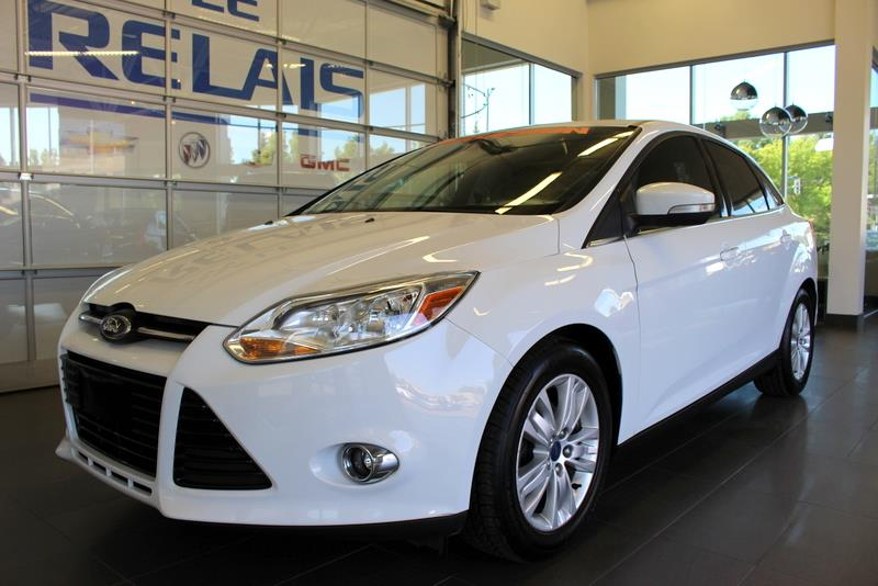 Ford Focus 2012 4dr Sdn SEL #G736035A