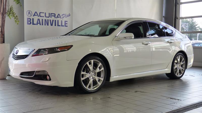 Acura TL 2013 ÉLITE **SH-AWD ** #D84102