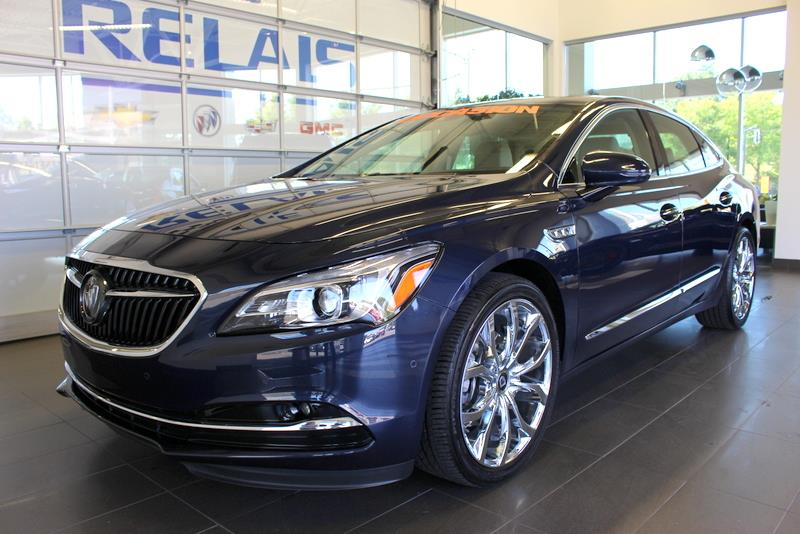 Buick LaCrosse 2017 4dr Sdn Premium AWD #72944