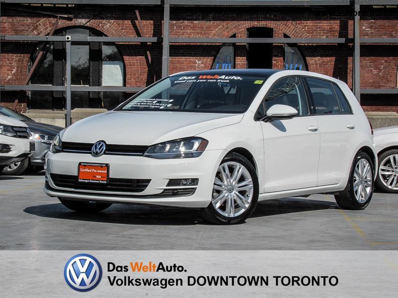 2015 Volkswagen Golf HIGHLINE TDI *PENDING* #P2478