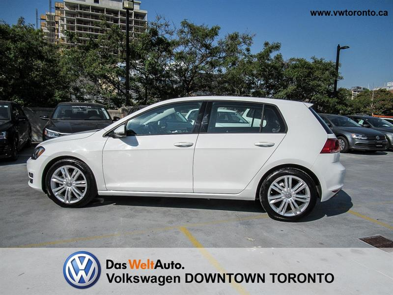 2015 Volkswagen Golf HIGHLINE TDI PENDING Used for sale in