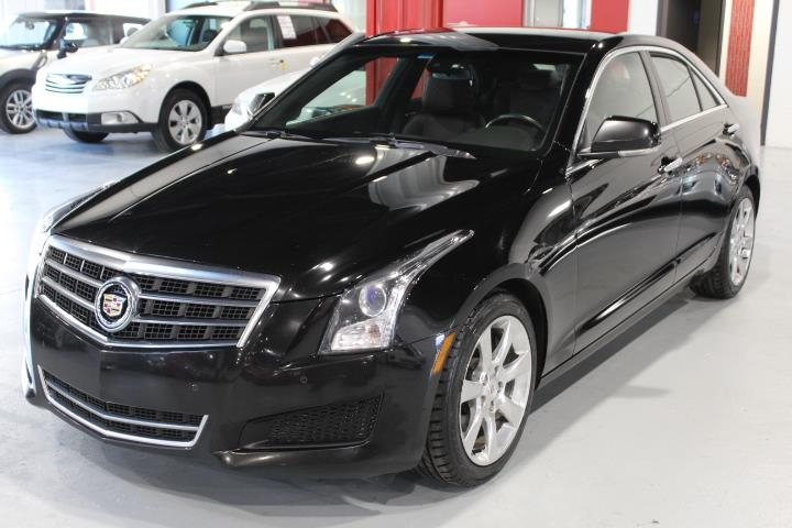 Cadillac ATS 2014 LUXURY 4D Sedan 2.0 Turbo #0000000232