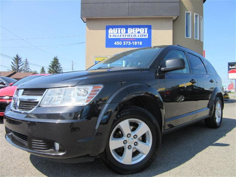 Dodge Journey 2010 SXT V6 + MAGS, AC, CRUISE #P0710