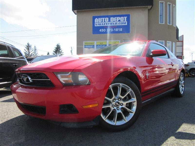 Ford Mustang 2011 V6 MAGS, CRUISE, AC #P0721