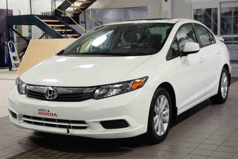 Honda Civic 2012 EXL-Navi #177558A