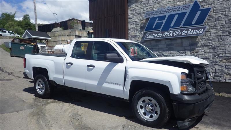 Chevrolet Silverado 1500 2014 QUAD #17-8758-14