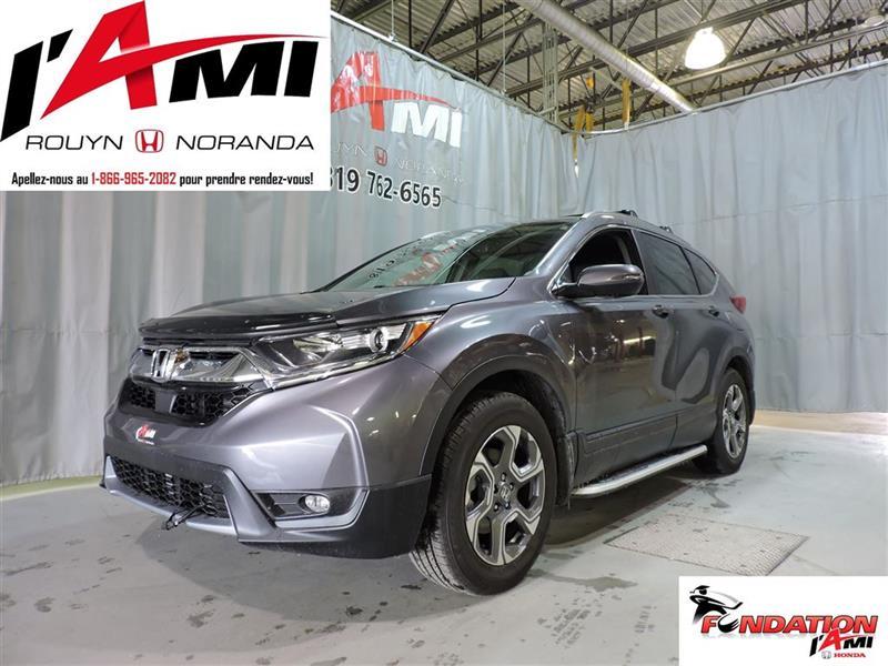 Honda CR-V 2017 EX-L #(17076)