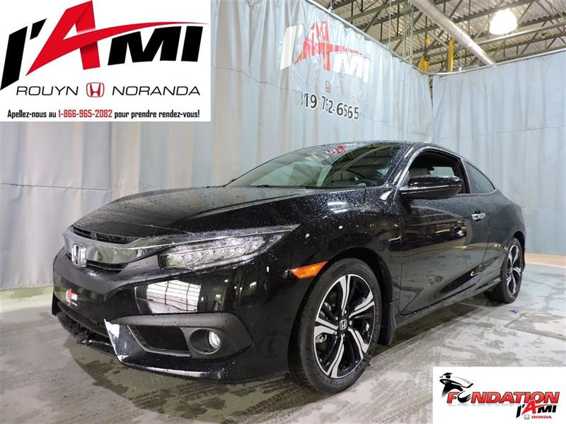 Honda Civic 2017 Touring NEUF #(17157)