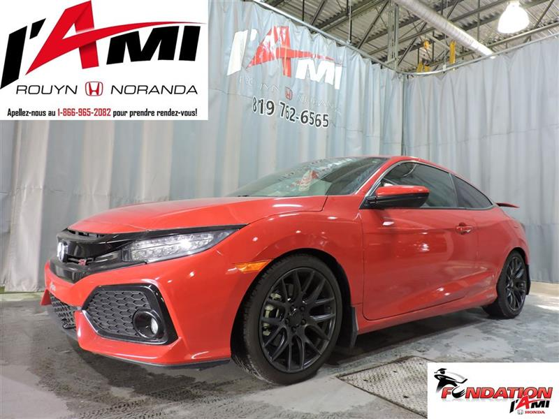 Honda Civic Coupe 2017 Si #(17307)