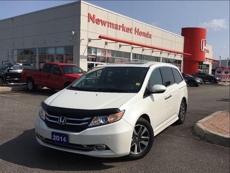 2014 Honda Odyssey Touring #18-037A