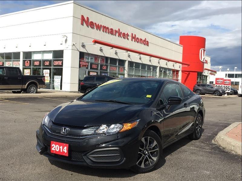 2014 Honda Civic Coupe EX #17-1292A