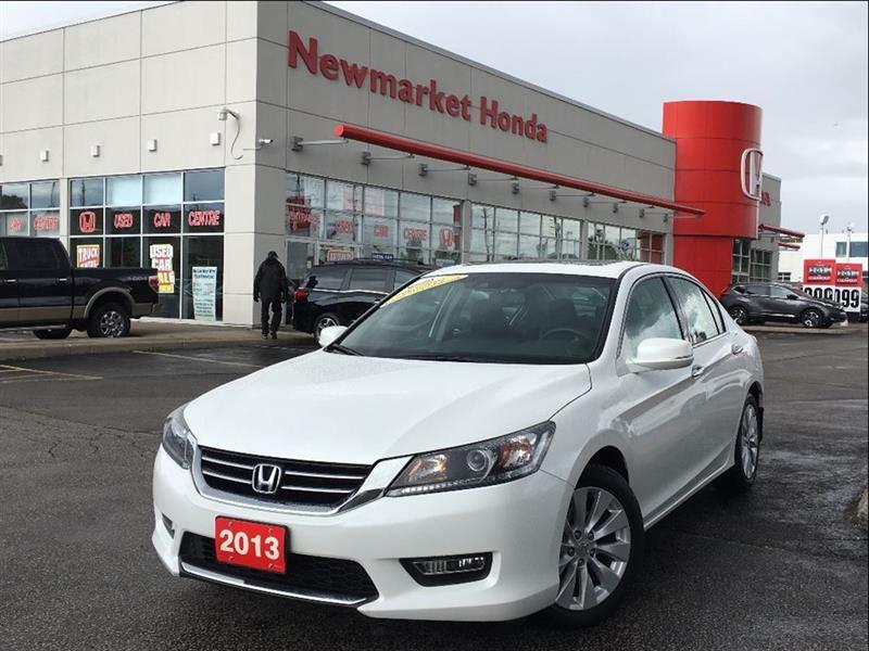 2013 Honda Accord Sedan EX-L #OP-4474