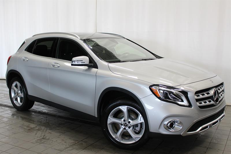Mercedes-Benz GLA250 2018 4MATIC SUV #18-0153