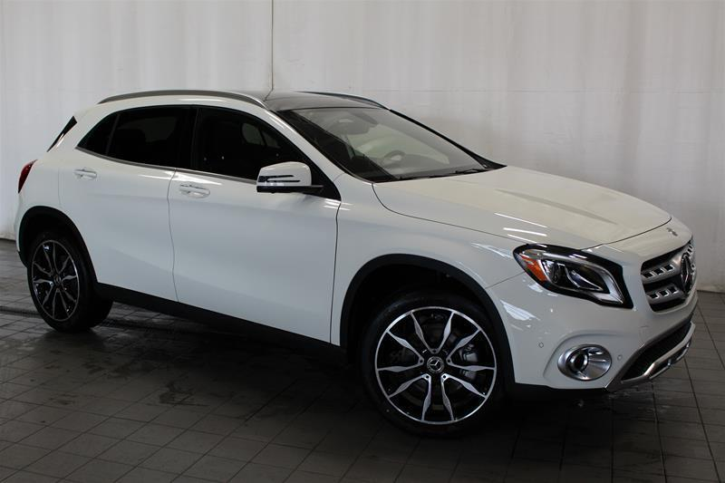 Mercedes-Benz GLA250 2018 4MATIC SUV #18-0154