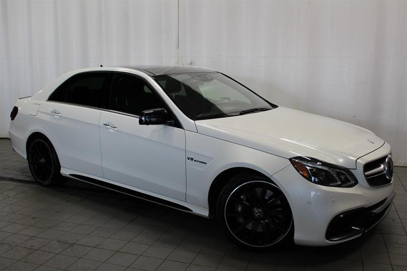 Mercedes-Benz E63 AMG 2014 4MATIC Sedan #U17-367A