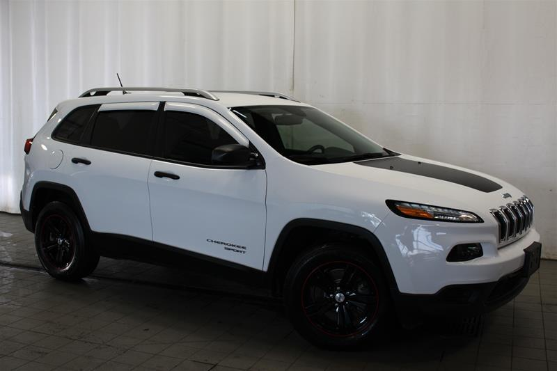Jeep Cherokee 2015 4x4 Sport 6 cylindres 2 kit de roues #18-0023A