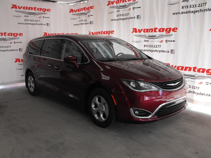 Chrysler Pacifica Hybrid 2017 TOURING #37248