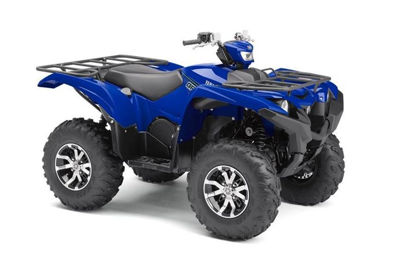 Yamaha Grizzly 700 DAE 2018