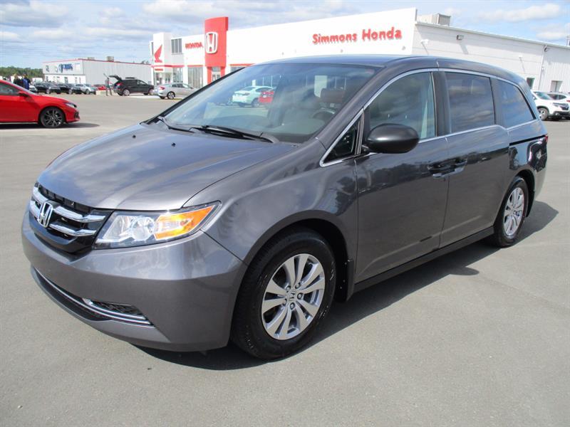 2014 Honda Odyssey 4dr Wgn SE #H17371A
