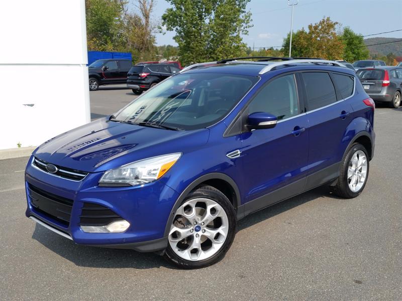 Ford Escape 2013 Titanium  #17192B