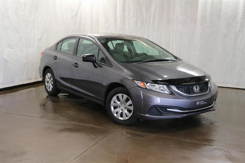 Honda Civic Sedan 2015 DX #C2604A