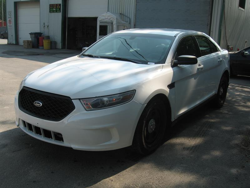Ford Sedan Police Interceptor 2013 4dr Sdn AWD