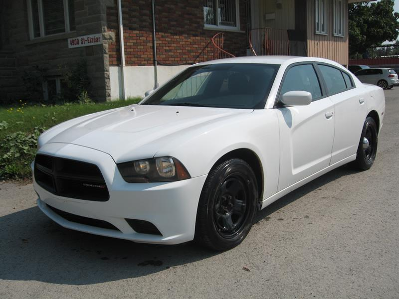 Dodge Charger 2012 4dr Sdn Police RWD