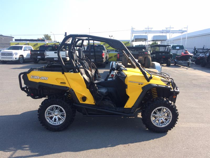 Can-am Commander 1000 XT 2012