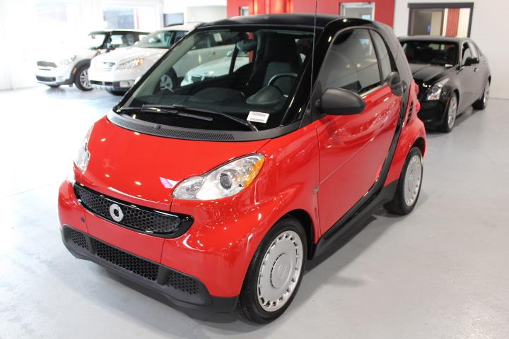 Smart fortwo 2013 PURE 2D Coupe #0000000216