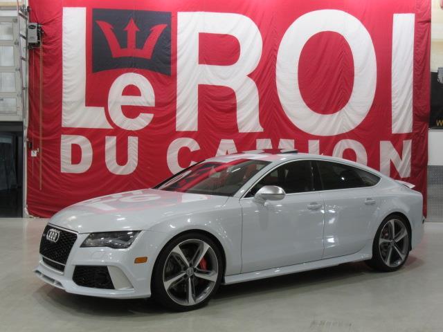 Audi Rs 7 2014 ADAPTIVE CRUISE 'GLACIER' #AM501