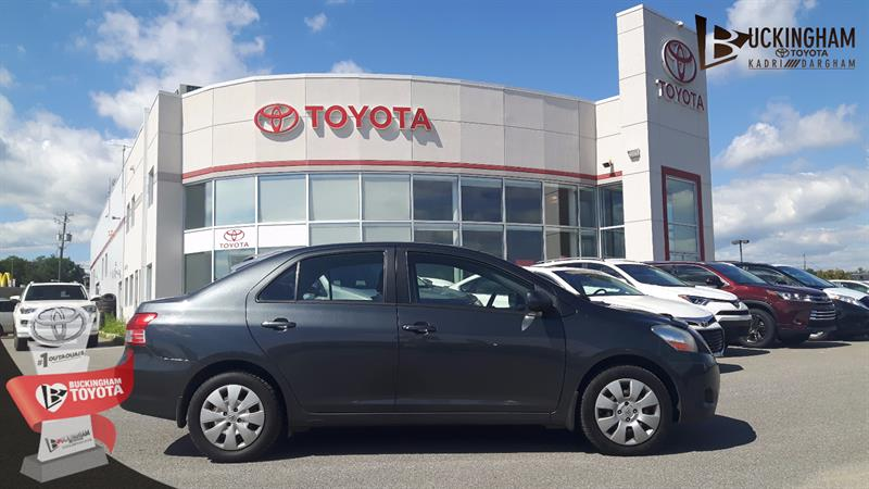 Toyota Yaris Sedan 2009 #11103