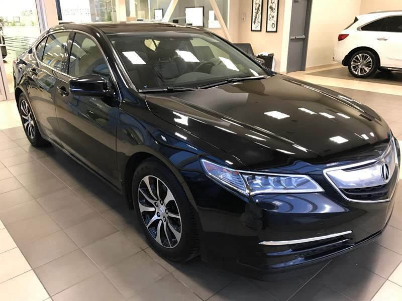Acura TLX 2015 TECH ** GPS ** 4 CYLINDRES #pu5464