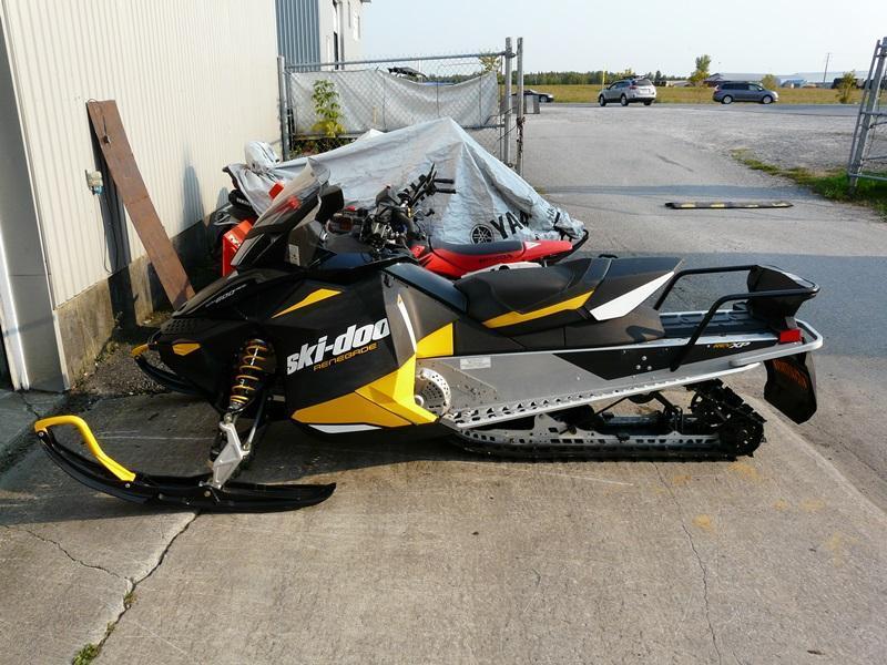 Ski-Doo Renegade Sport 600 ACE 2012