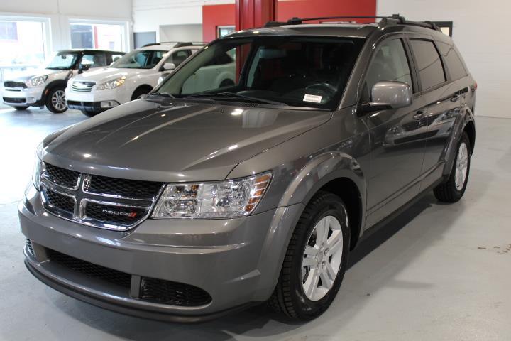 Dodge Journey 2012 SE PLUS 4D Utility FWD #0000000221