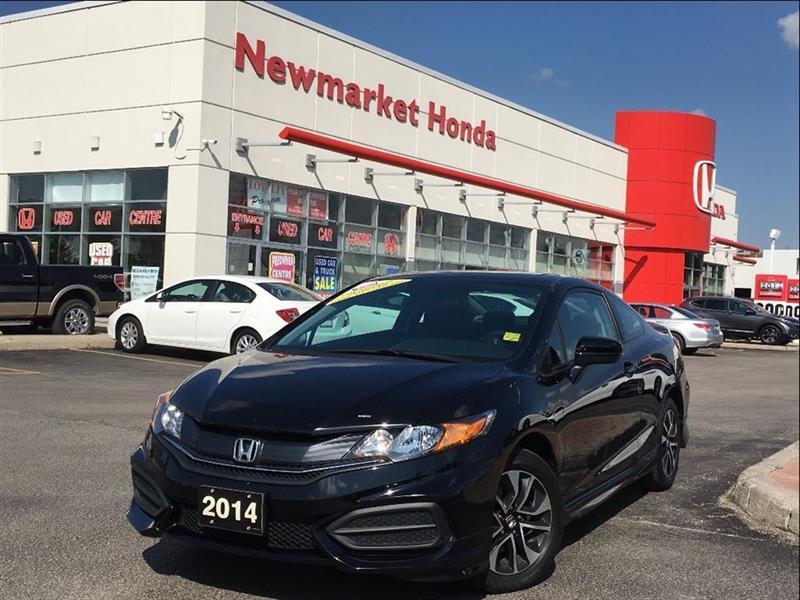 2014 Honda Civic Coupe EX #17-1544A