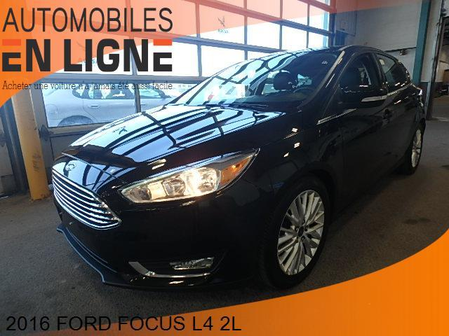 Ford Focus Hatchback 2016 Titanium #11606166