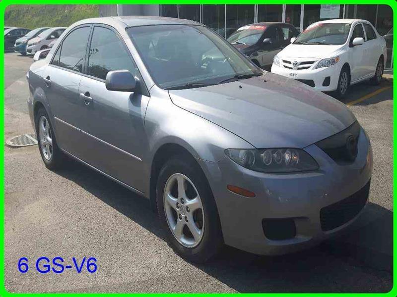 Mazda 6 -V6 2008 GS #11496B